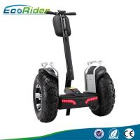 Double Battery 72v 2 Wheel Balance Scooter 4000w With App Controlled , 20km/H Max Speed Manufactures