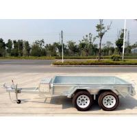 10x5 Hot Dip Galvanised Tandem Trailers 2000KG
