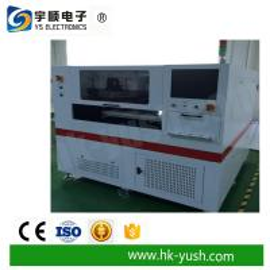 1680*1500*1630mm300mm/S 1200KG 10w laser cutter Sheet metal stencil laser depaneling machine smt cutting equipment Manufactures