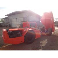 RT-12 Carbon Steel Low Profile Dump Truck For Medium Size Rock Excavation Manufactures