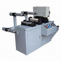 Die cutting machine of security label, accurately and conveniently Manufactures