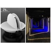 Contemporary Low Profile Recessed Lighting 180°/360° Light Angle -40-50° Work Temp Manufactures