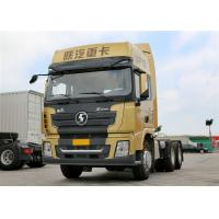 China CHACMAN X3000 M3000 10 Wheeler Tractor Head Heavy Duty 420HP Prime Mover on sale