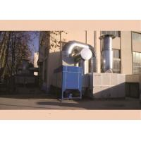 Heavy Industry Central Dust Collector With Imported Polyester Membrane Filter Manufactures