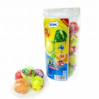 Diamond Ball Calorie Free Healthy Hard Candy / Candies For Baby Low Sugar Manufactures