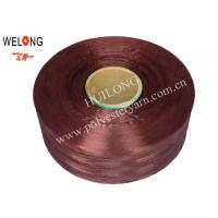 China colored filament yarn for rope on sale