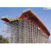 Professional Cantilever Bridge Deck Formwork For Different Corss Sections Manufactures