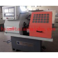 China 380v small cnc lathe machine price CK0640A  with GSK cnc system from HAISHU on sale