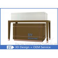 Quality High End Glass Jewellery Showcase / Jewelry Counter Furniture for sale