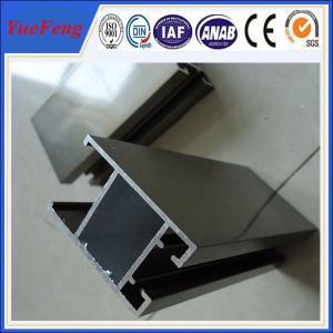 OEM double walled aluminum extrusion, aluminium profiles for curtain wall glass aluminium Manufactures