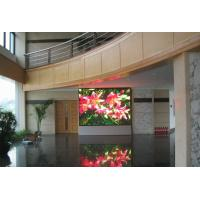 SMD2121 P 3 Indoor Full Color LED Display Aluminum Die Casting Rental Manufactures