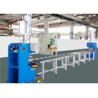 Gas Hydraulic Booster Press Busbar Bending Machine Double Column Shearing Structure Manufactures