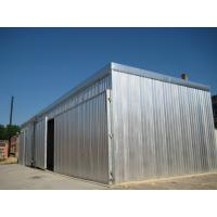 100 Cubic Meter Wood Drying Chamber 4550 Mm Door Height High Capacity Manufactures