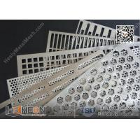 Special Shape Hole Perforated Metal Sheet / Plate | China Factory / Exporter Manufactures