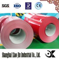 China SGCC prepainted steel coil/colour coated steel coil/ PPGI price on sale