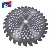 255mm TCT Circular Harvest Saw Blade for Cutting Wheat Rice Soybean Manufactures
