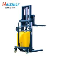 China 1500kg 3500mm Battery Powered Lift Trucks Compact Structure Convenient Maintenance on sale