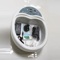 China Protable Home 90W Detox Foot Spa Machine CE For Blood Pressure Regulation on sale
