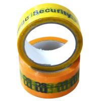 One-Time Use Anti Thief Tamper evident Security Tape Size Follwo Customer for sale
