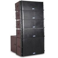 """double 8""""two way  pro  line array speaker system LA208A Manufactures"""