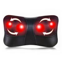 Shiatsu Back and Neck Massager Electric Massage Pillow with Heating Manufactures