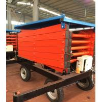 High Working Efficiency Movable Hydraulic Scissor Lift Table,Working Platform Manufactures
