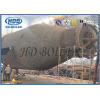 Boiler Dust Cyclone Separator Alloy Steel , Cyclone Dust Collector High Working Manufactures