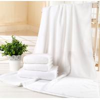 100% Cotton Custom White Terry Hotel 80*180cm Bath Towels Manufacturer Manufactures