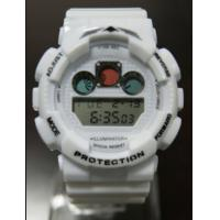 Custom Color / Logo Waterproof Casio Sport Wrist Watches With Silicone Strap