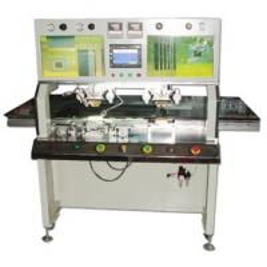 Pulse Heat FOG TAB COF Bonding Machine With Ti Alloy Head one year Warranty Manufactures