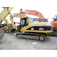 Caterpillar 320CL Used 20 Ton Excavator For Sale Manufactures