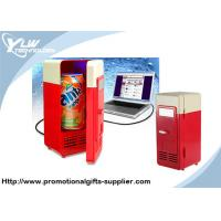 ABS material miniature Cool USB Gadget mini refrigerator with led light Manufactures