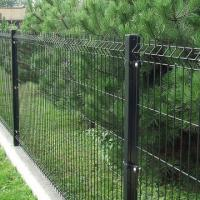 China Welded Wire Mesh Fence Panel,PVC Coated Fencing Wire Mesh on sale