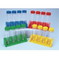 Medical Grade Sterile Test Tubes With Lids Multi Colors Optional Manufactures