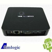 Android 2.2 Smart TV Set Top Box with Wifi Manufactures