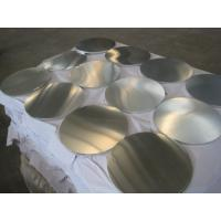 AA1050 1060 3003 Thickness form 0.3mm to 2.0mm Aluminum Disc DC Anodized Metal Disc Mill Finished for Pots Manufactures
