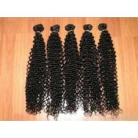 Human Hair Extension Or Weaving