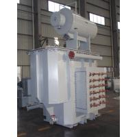 Oil Immersed Ladle Furnace Transformer LF 11kV Three-phase For Steel Factory Manufactures