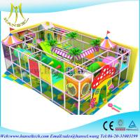 Hansel hot Guangzhou good indoor playground for kid sale Manufactures