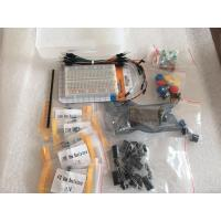 Quality Electronic Solderless Breadboard Kit with 400 Point Breadboard / LED / Resistor for sale