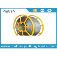 Braided Anti Twist Wire Rope 158KN Breaking Force Manufactures