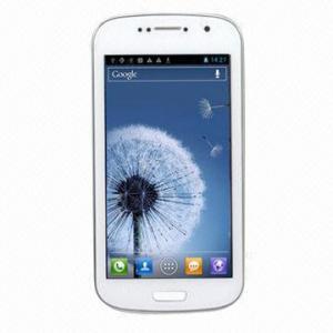 China 3G Phone, 4.7-inch Android 4.0 i9300 Dual SIM Card, WCDMA/GSM/GPS, Wi-Fi, 5MP Camera on sale