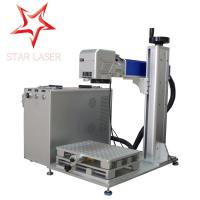 Stainless Steel Fiber Laser Marking Machine Stable Performance For Copper Manufactures