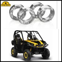 4x137 PCD110 ATV UTV 4x5.4 Wheel Spacers Adapters CanAm Bombardier Commander Manufactures