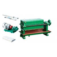 Decolorization Oil Filter Press Machine With Motor Electronic Control System Manufactures