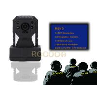 M510 4G / 3G GPS Wearable Video Camera Support On Live Monitoring Manufactures