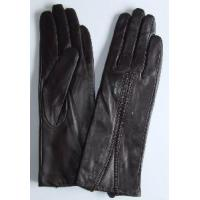 Lady′s Leather Gloves (CF3275) Manufactures