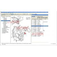 China VOLVO PENTA EPC Spare Parts Catalog for Marines and Industrial Engines on sale