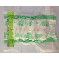 China Disposable Nappies With PP Tapes And Blue Core on sale