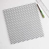 Quality Powder Coated Wire Mesh Ceiling Panels Fast And Easy Installation Washable for sale